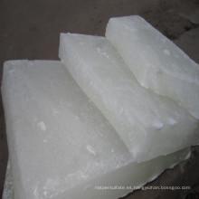 Kunlun Brand Candle Use 58-60 Cera de parafina completamente refinada