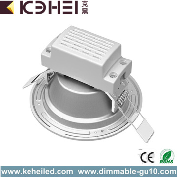 5W Low Power LED-downlights van aluminium of kunststof