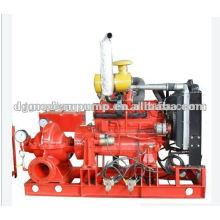Pompe à incendie à double aspiration horizontale type XBD - S
