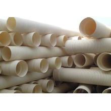 Meilleur des tubes en plastique de qualité, tuyau en PVC & accessoires pour Drainage