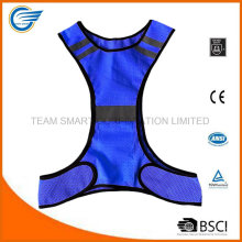Lightweight Warning Vest for Runner and Cyclist