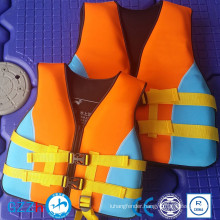 EPE Foam Working chaleco salvavidas With Logo Printing For Kids