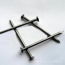 Unha de aço comum de arame plano
