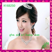 New's Hot Selling bridal Tiara Rhinestone Jewelry cheap bridal tiaras