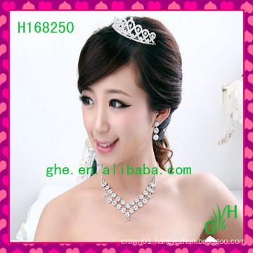 New's Hot Selling bridal Tiara Rhinestone Jewelry cheap bridal tiaras