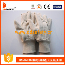Canvas Cotton Gradening Gloves Dcd100