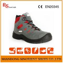 China Labour Insurance Shoes, Wildleder Sicherheitsschuhe für Männer