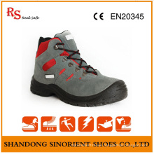 China Labor Insurance Shoes, Suede Leather Safety Shoes for Men