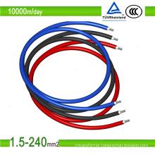 1.5mm2/10mm2 Blue Color Single Core PV Solar Photovoltaic Cable