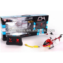 3.5 channel with light and USB line infrared gyro alloy rc helicopter
