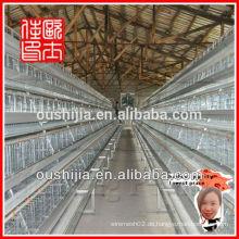 Hühnerei-Schichtkäfige (Manufaktur)