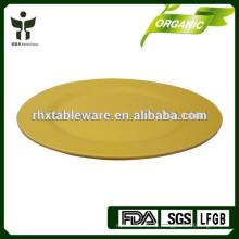 Переработанная бамбуковая сервировочная плита