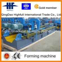 China Hersteller Wasser Rohr Rollen Formmaschine