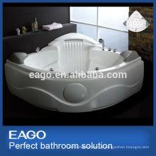 équipement de salle de bains baignoire de massage en acrylique EAGO AM505-2JDCLZ
