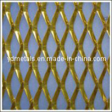 Anodizing Aluminum Expanded Metal