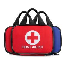 Botiquín de primeros auxilios con suministros médicos de grado hospitalario