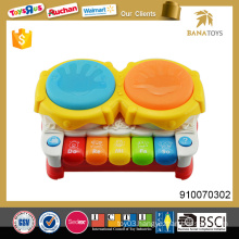 Cartoon baby electric musical piano toy