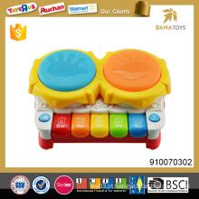 Brinquedo elétrico musical do piano do bebê dos desenhos animados