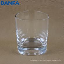 8oz / 240ml Triangle Whisky Drinking Glass