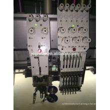 JINSHENG 8 cabeça de gravação / máquina de bordar Cording