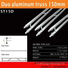 Duo Aluminium Traversensystem, ST150D Truss aus Aluminiumlegierung, hergestellt von Fachwerk