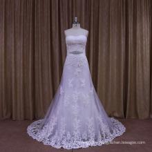 2016 bretelles robes de mariée sexy F88424