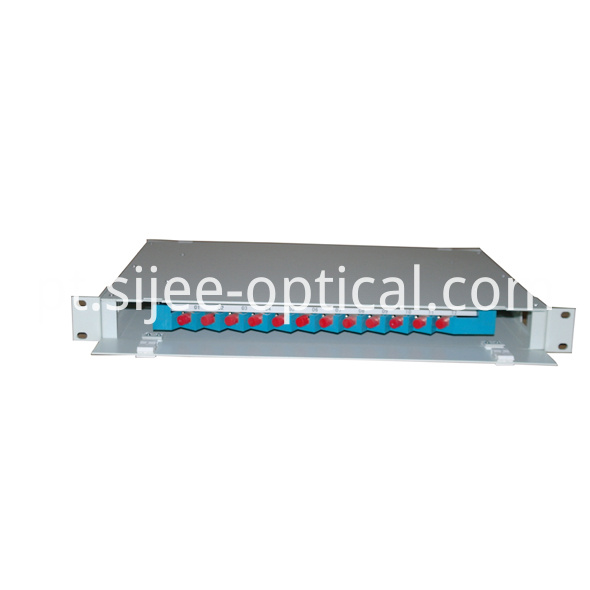 fiber optical patch panel ODF