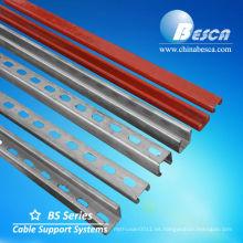 Canal de acero C Profile con UL, cUL, CE, IEC, NEMA estándar