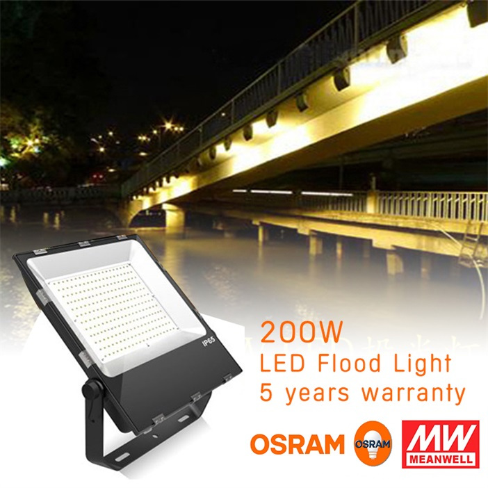 50w/80W/100W/150W/200 Flood Led Light