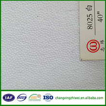 Shaoxing textile fusible non woven interlining
