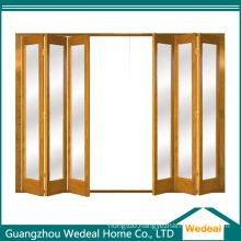 Wooden Folding Closet/Room Folding Door for Project