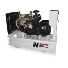 Isuzu Generador Diesel (4JB1T) 30kVA