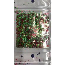 Runde Farben der runden Punktkreise des Punktkreises, verschiedene Farben mischten Punktfunkeln