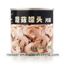 184G Mushroom Canned Mushroom P&S