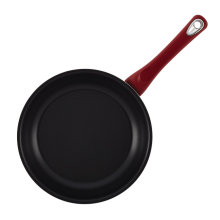 Amazon Vendor Speckled Cast Iron Nonstick Cookware Frypan Black