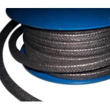 Embalagem de fibra carbonizada com grafite, embalagem de glândula, embalagem de grafite