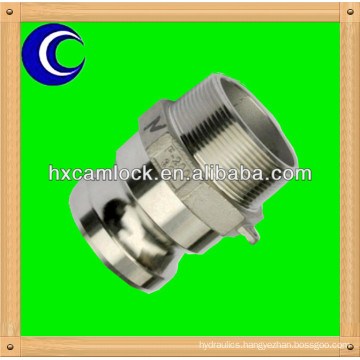 Male connector with out bsp thread