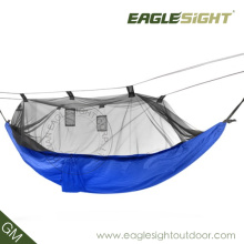 Outdoors Bug Net Parachute Hammock