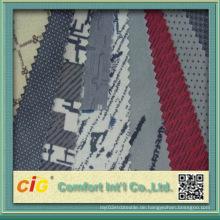 Neuer Designed Screen Printing Auto Fabric