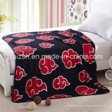 Vente en gros 100% Polyester Cartoon Coral Fleece Blanket
