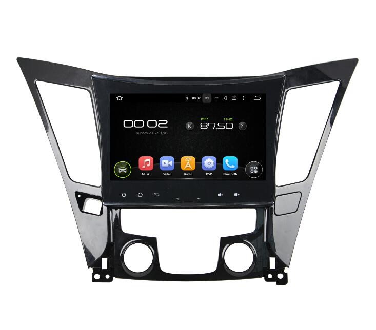 Car audio player for Hyundai Sonata 2011-2013