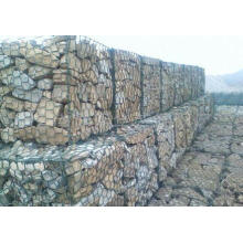 PVC Coated Gabions Net Wire Mesh