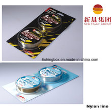 100m Paper Card Packing Super Mono Nylon Line