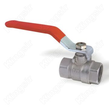 Lever Handle kuningan Ball Valves