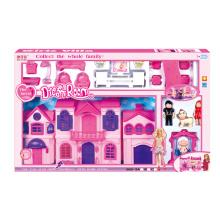 Пластиковая витрина для игры в замке Play для девушки (H9621013)