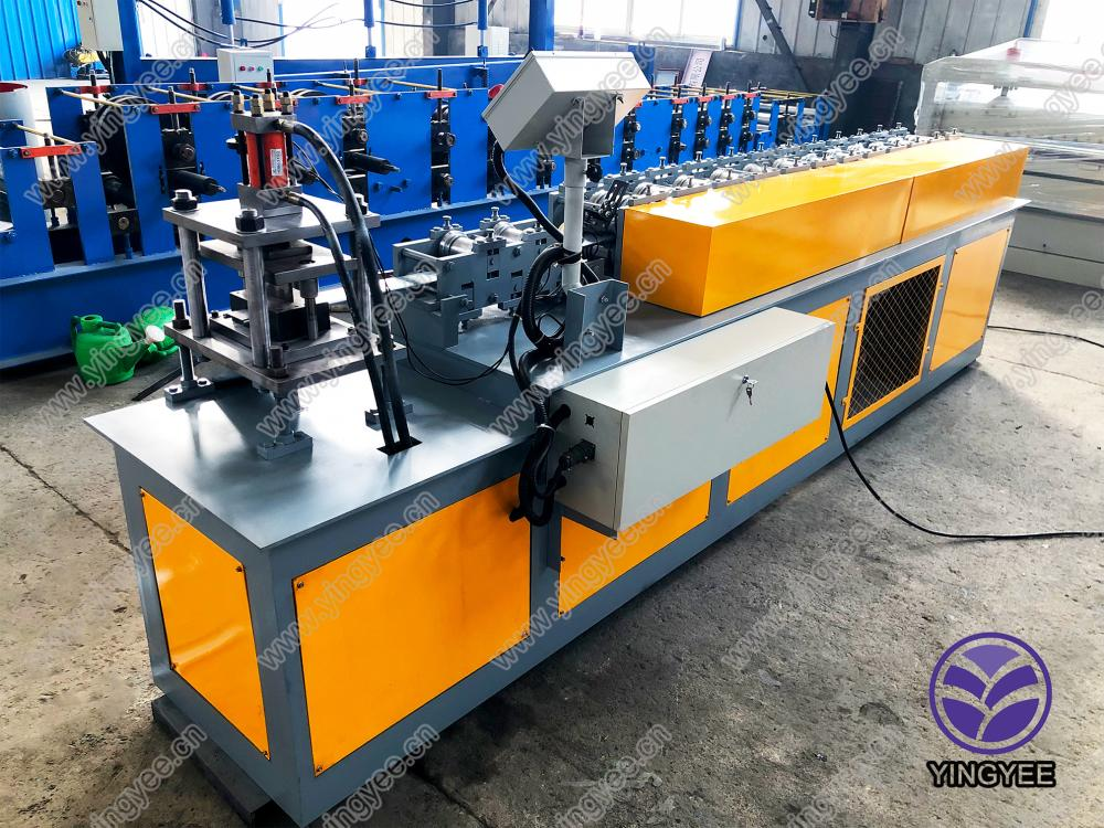 Roller Shutter Slate Roll Forming Machine From Yingyee18