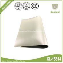 Крышка тележки Холстины PVC брезент светло-серый