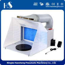 Hseng HS-E420DCK portable spray booth for hobby