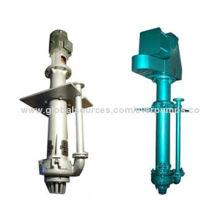 Vertical Slurry Pump for Coal Plants Use