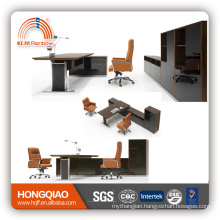 DT-06 office furniture executive modern office desk knock-down furniture